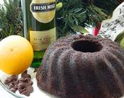 Try our 1 1/2 lb. Guinness Chocolate Orange Irish Whiskey Cake w/ Irish Mist. Home-made goodness!
