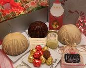Try our Holiday Party Pack. Home-made goodness!