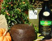 Try our 1 1/2 lb. Kerrygold Chocolate Irish Cream Cake. Home-made goodness!