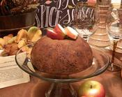Try our Guinness Irish Applesauce Cake w/ Bushmill Irish Whiskey. Home-made goodness!