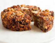 Try our Deluxe 3 Nut Fruitcake. Home-made goodness!
