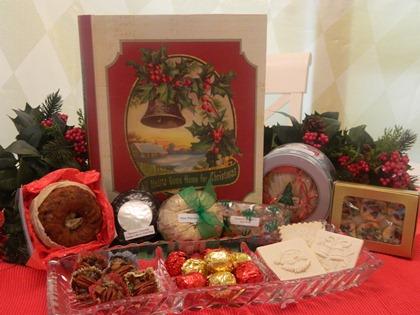 12 Days of Christmas International Gourmet Dessert Gift Box