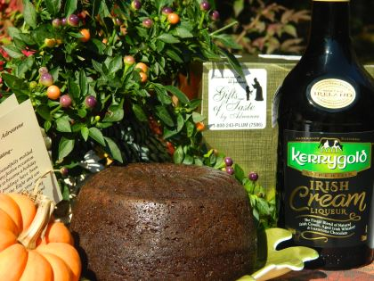 Try our 2 1/4 lb. Kerrygold Chocolate Irish Cream Cake