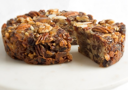 Try our Deluxe 3 Nut Fruitcake