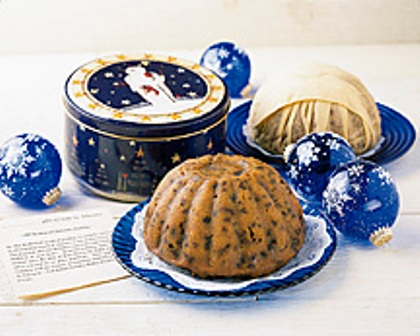 Try our Christmas Pudding w/ XO Brandy