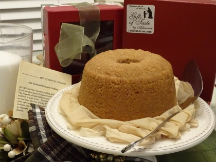 Try our 1 1/2 lb. Tullamore Dew Irish Whiskey Cake
