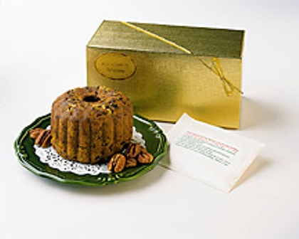 Try our Twin Pack Walnut and Pecan Fall Harvest Pudding (Cake)
